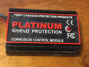 "Corrosion protection controllers "" diamond kote"" ""platinum""$150"