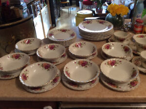 Dishes made in England