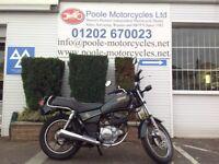 Yamaha SR125 1992 (rare)