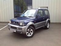 Suzuki Jimny 1.3 JLX PLUS 4X4 2008, GENUINE 68K, GOOD SERVICE HISTORY JAN MOT