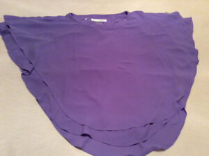 Ladies tunic blouse, size small