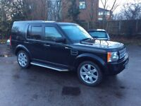 LAND ROVER DISCOVERY 2.7 TDV6 7 SEATER 58 PLATE