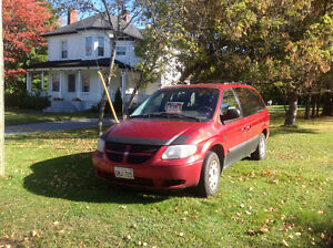 2005 Dodge Grand Caravan Special Edition Minivan, Van