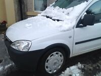 Vauxhall combo ex bt one owner