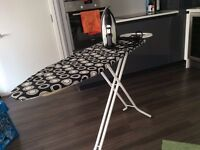Ironing board in very good condition, Highbury London