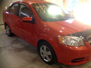 2009 CHEV AVEO LAST CALL TO BUY ONLY 1995 St. John's Newfoundland image 2