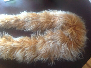 Beautiful genuine fur collar, new London Ontario image 1