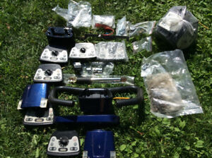 PART LOT HOMECARE MOBILITY SCOOTER POWER WHEELCHAIR WALKER