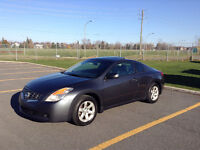 NISSAN ALTIMA COUPE *** 1 TAXE ***