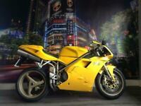 2000 Ducati 996 Petrol Manual