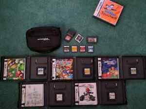 Nintendo DS games and more