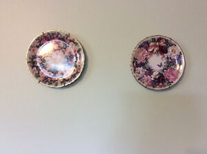 Lena Lui floral plates collection