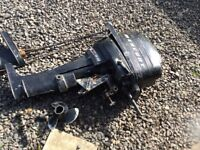 Mercury 7.5hp 9.8 hp 110 outboard breaking for spare parts