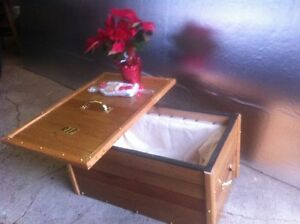 PET COFFIN - Professionally Made