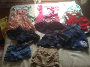 Girls 18 month clothing