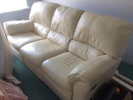 Sofa Recliner - Leather