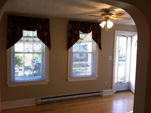 Beautiful duplex for rent for mature person/couple-pet friendly