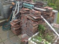 Roof tiles free