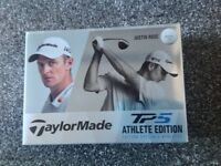 Taylormade TP5 Athlete Edition golf balls new x 12