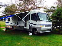 1999 HOLIDAY RAMLER HIGH END LEATHER 36 foot