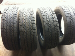 BF Goodrich Winter Slalom 225/70r16