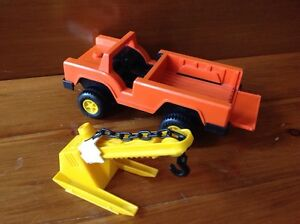 Vintage Fisher Price Tow Truck Lift Windsor Region Ontario image 5