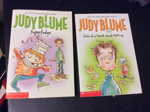 Two funny books for young readers