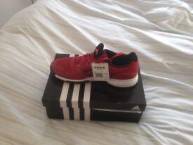 Adidas Sonic Court Brand New Boxed Size uk 10