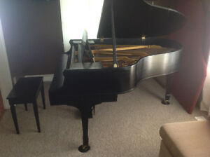 6' Heintzman Boudoir D Grand Piano - Price Reduced from $3800