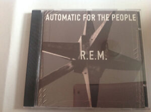 R.E.M. - Automatic For the People - CD Music