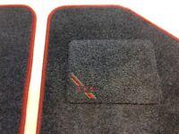 FORD XR3i BESPOKE TAILORED FLOOR MATS