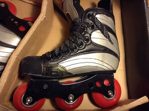 Mission roller blades youth 10E