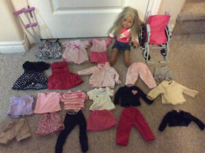 Build a Bear,Sears Allie Doll,Little Tikes,Barbie,Crazy Forts