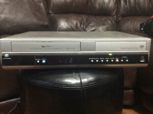 TOSHIBA D VR5 DVD VIDEO RECORDER/VIDEO CASSETTE RECORDER W/HDMI