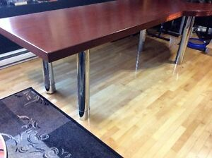 LARGE, STURDY, MEETING TABLE/DESK