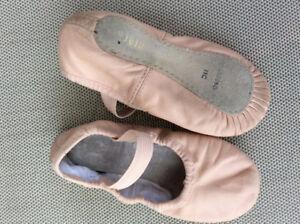 Girls Ballet slippers size 11