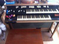 Hammond L100 tone wheel organ
