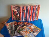 Ultimate Spiderman Volume 1-11