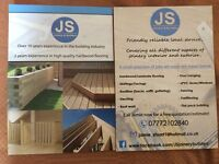 JS Joinery & Builders