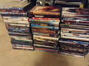 Tons of Movies $2 each, minimum of 5. NEED GONE