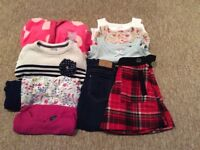Great quality girls clothes bundle ages 3-4yrs