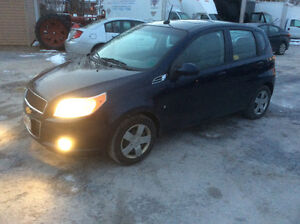 """2009 Chevrolet Aveo """"S """"LT  Automatic 181 kms Rust Free $2550.00"""