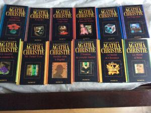 Collection Agatha Christie 4$ ch. ou 20 pour le tout.