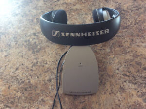 Sennheiser wireless headphones $50