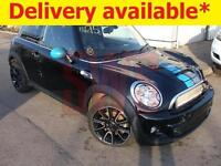 2013 Mini Cooper S Baywater 1.6 DAMAGED REPAIRABLE SALVAGE