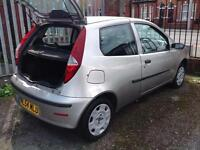 Fiat Punto 1.2 8v Active 12 months mot cheap car