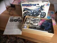 Airfix model Motorbike