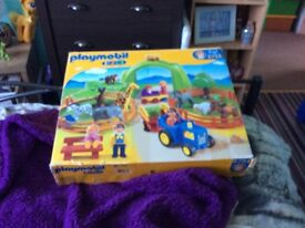 123 playmobil zoo