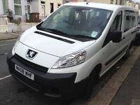 Peugeot expert teepee van, 9 seats, great van mechanically sound.