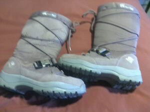 Woman's Wind River Boots